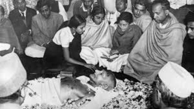 Assassination of Gandhi
