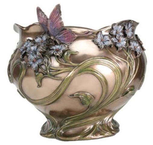 ANT: Vaso decorativo by unknown artist