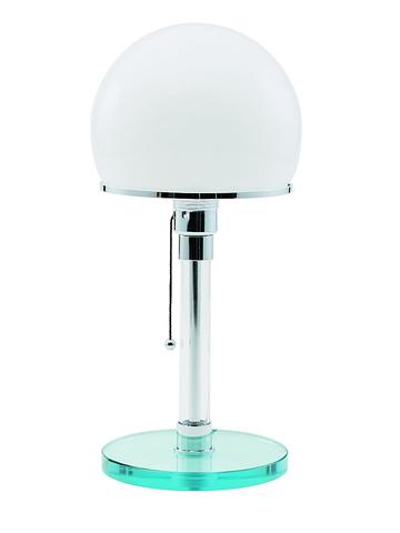 ICO: Bauhaus lamp by Wagenfeld