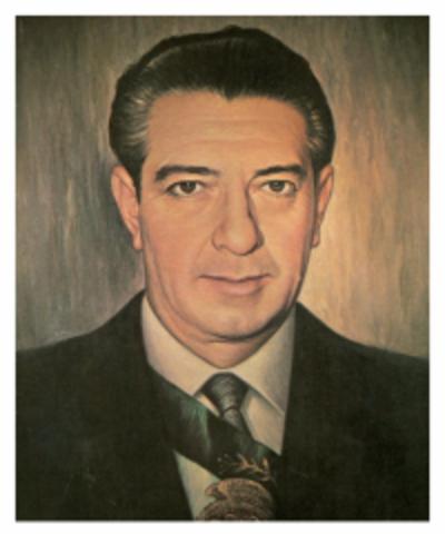 Adolfo López Mateos. (1958-1964)