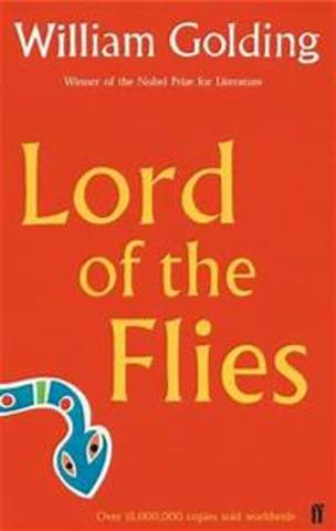 "published his first novel ""lord of of the flies"""