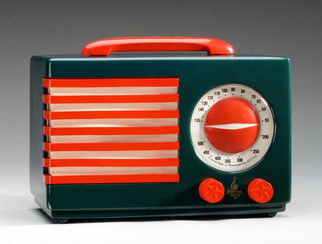 CLA: Patriot radio by Geddes