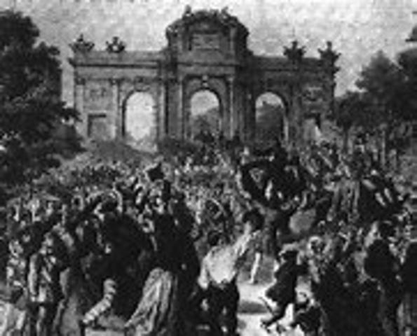Movilizaciones populares y conflictos sociales.