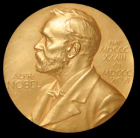 Awarded Noble Prize