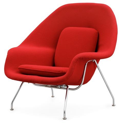 CLA: Womb chair by Saarinen