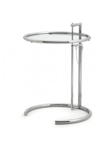 ICO: Adjustable table E1027 by Gray