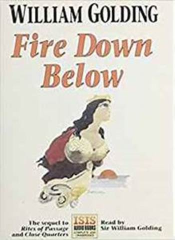 "Published the novel ""fire down below"""