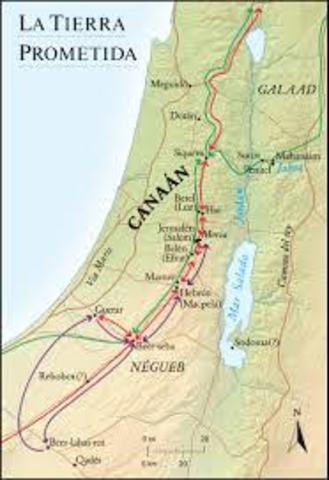 Conquesta de Canaan