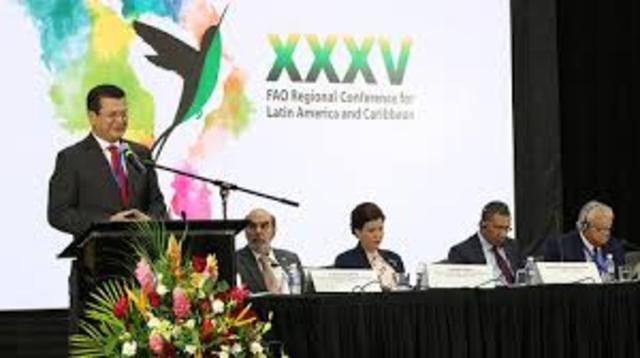 #35 Conferencia Regional de la FAO para America Latina y el Caribe