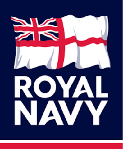 Joined the Royal Navy