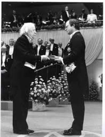 Nobel Peace Prize for Literature