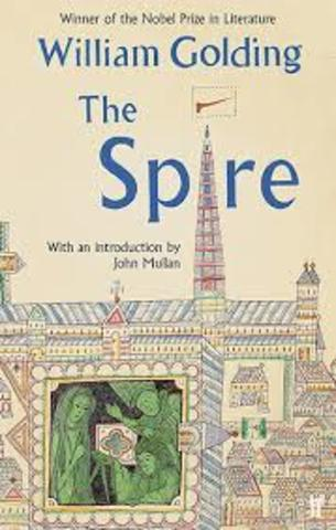 """""""The Spire"""" was published"""