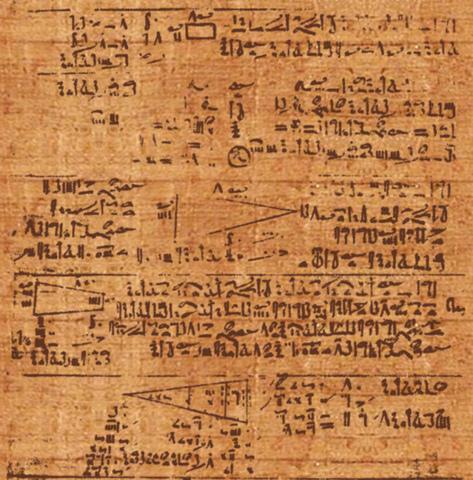 Papiro de Moscú: Aritmética