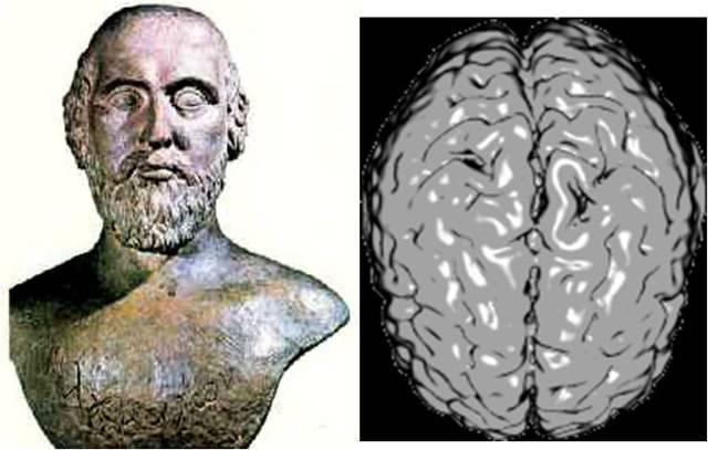 Alcmeón de Crotona (500 a. C.)