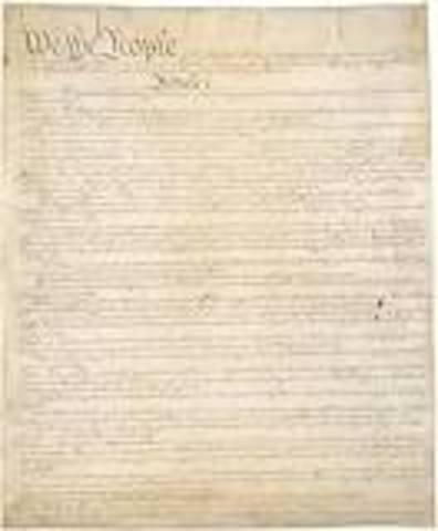 Constitucion de los Estados Unidos