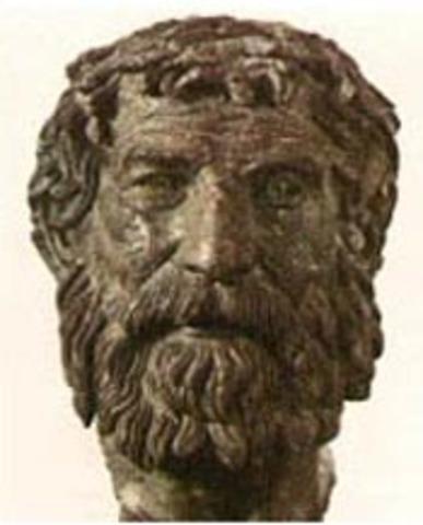 Empédocles de Acragas (490-430 a. C.)