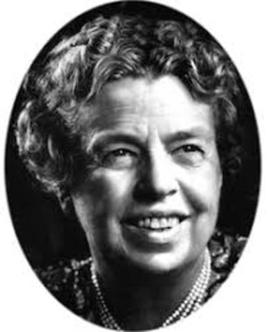 Eleonor Roosvelt