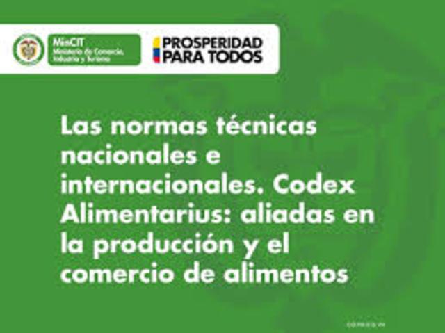 Identificación de ETAS en Colombia
