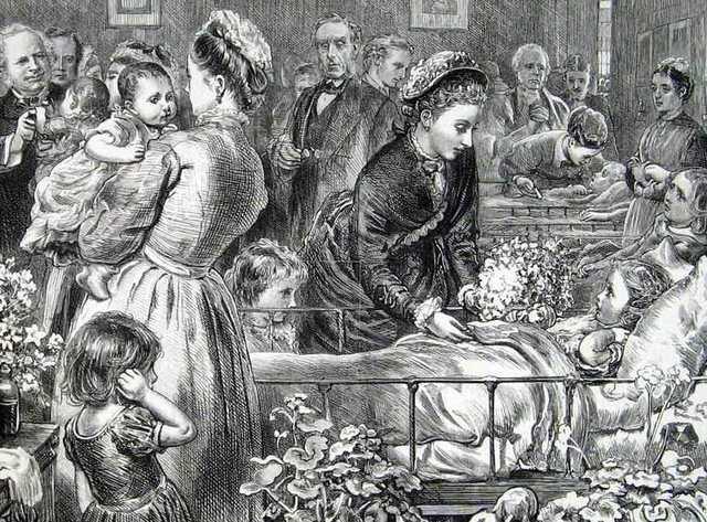 Edad Victoriana Enfermeria