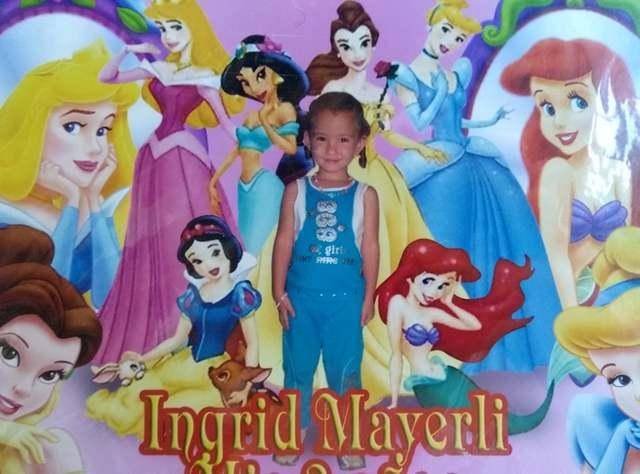 Mis tres años