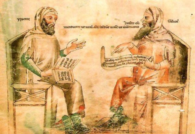 Hipócrates (460-377 a. C.) y Galeno (129-199 d. C.)