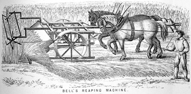 The Reaper Machine