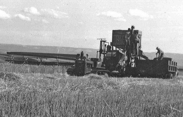 Self Propelled Harvesters