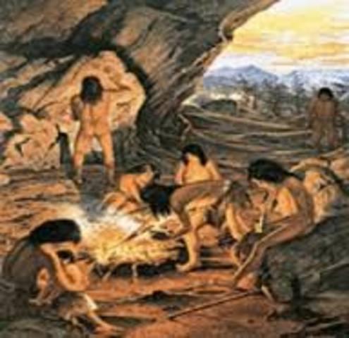 """Prehistoria """"Etapa de la Horda"""""""