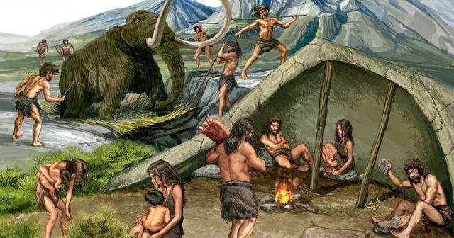 """Prehistoria """"Etapa del Clan"""""""