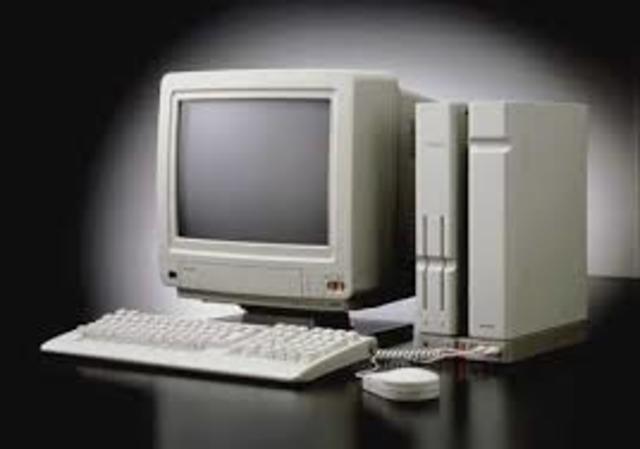 Primer computador personal