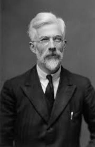 Ronald Aylmer Fisher - 1920