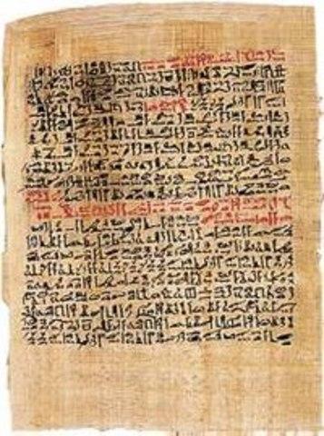 Papiro de Ebers menciona fiebres pestilentes que marginaron a la población del Nilo