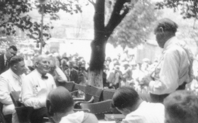 The Scopes Trial Begins