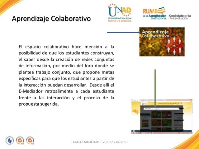 Entorno de aprendizaje colaborativo