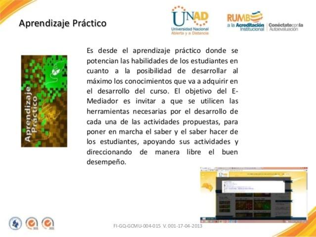Entorno de aprendizaje practico