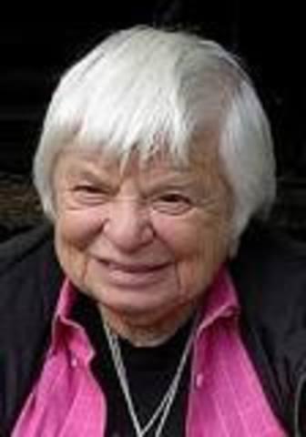 Dolores Krieger.