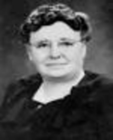 Eunice Ingham.
