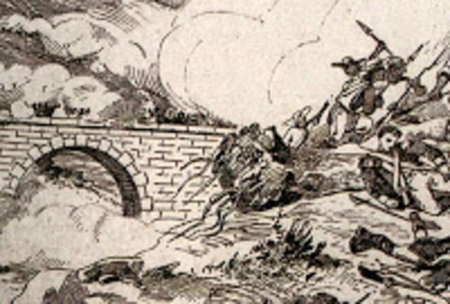 Derrota  del Puente de Calderon