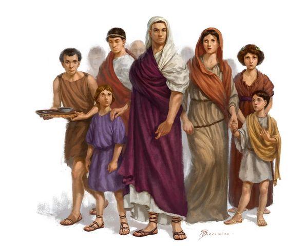Familia Romana.