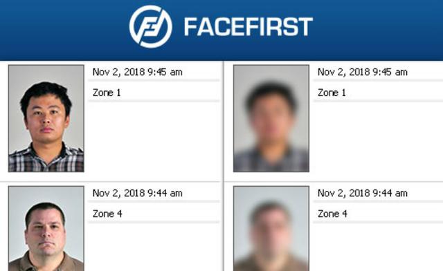 Primer Reconocimiento Facial en un Aereopuerto