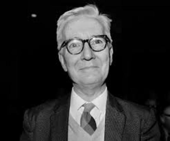 Nicholas Timbergen