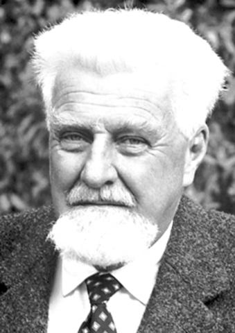 """Konrad Lorenz publica """"Energía de Acción Específica y Mecanismo Desencadenante Innato""""."""