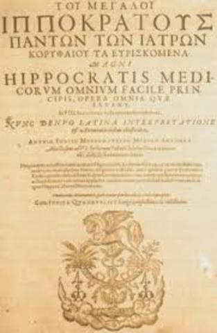 Corpus de Hipócrates