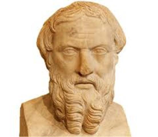 484 a 425 a.c. Etnografía en el antiguo mundo