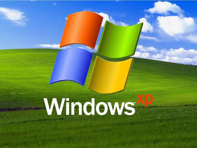 Windows XP (2001)