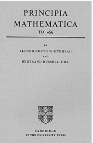 Lógica Matemática - Principia Mathematica