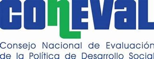 CONEVAL Consejo Nacional de Evaluacion de Política de Desarrollo