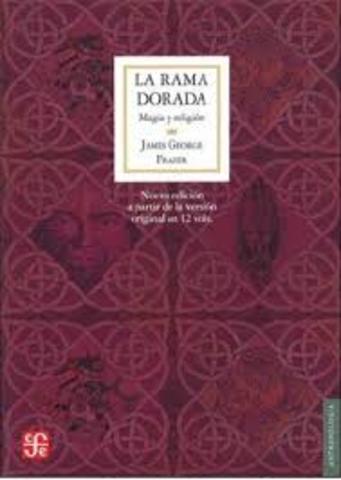 """1989 - Publicación de """"La Rama Dorada"""""""