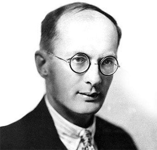 1930 - Nace La Escuela Funcionalista