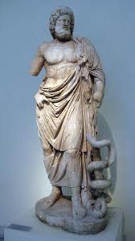 Asclepio Esculapio